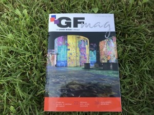GF Mag Oct 2018 - L'Agence groupe Riccobono - couv